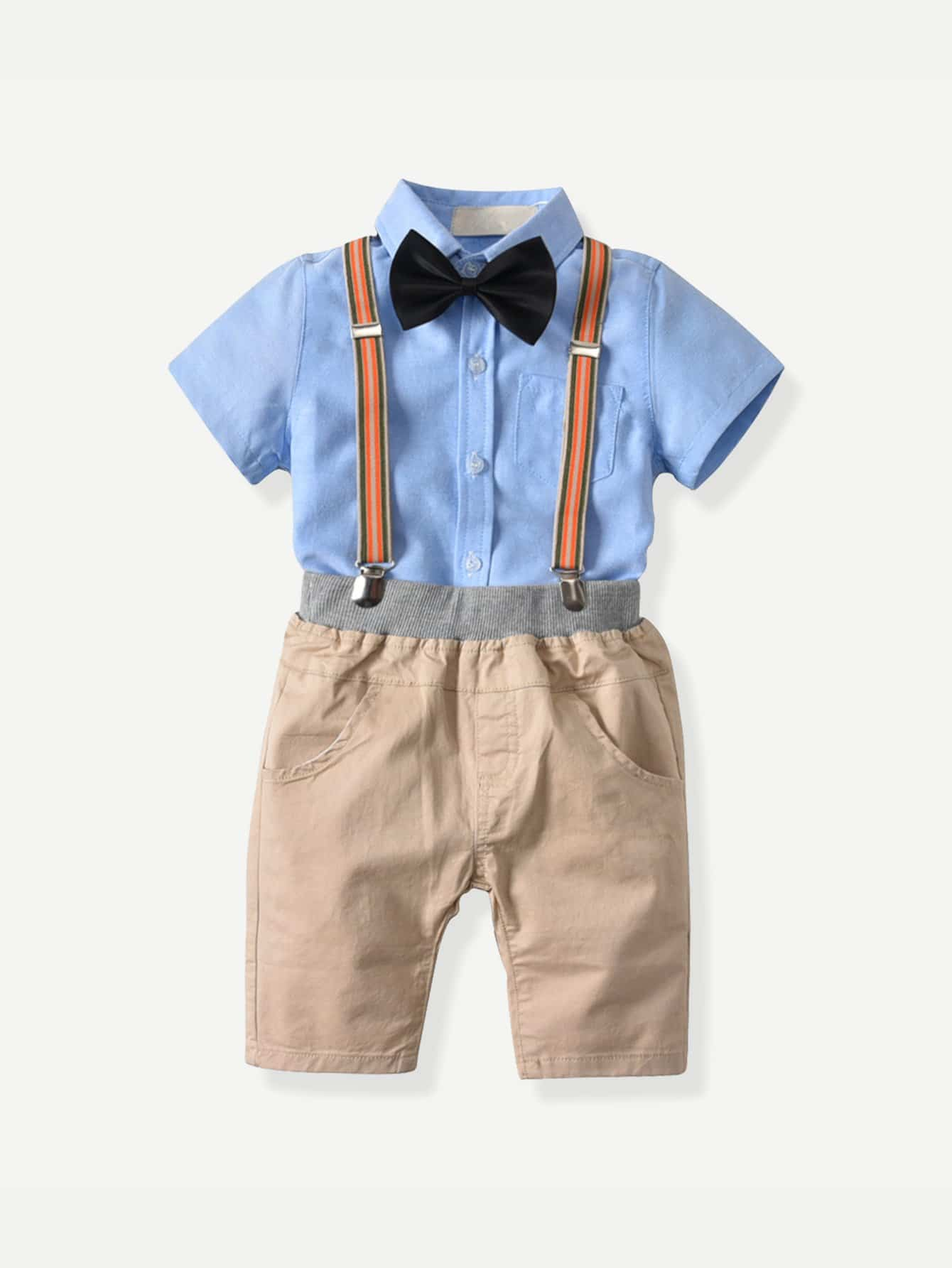 Блузка и шорты для детей от SheIn