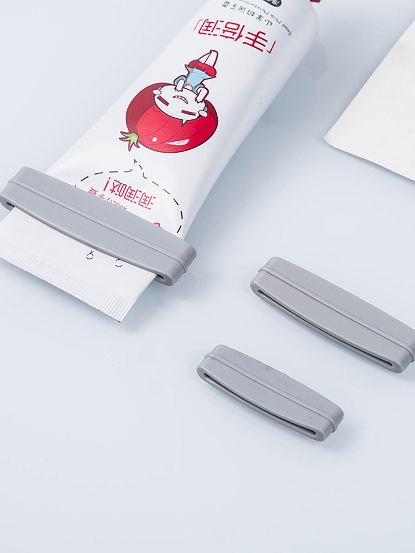 Espremedor de pasta de dentes 3pcs
