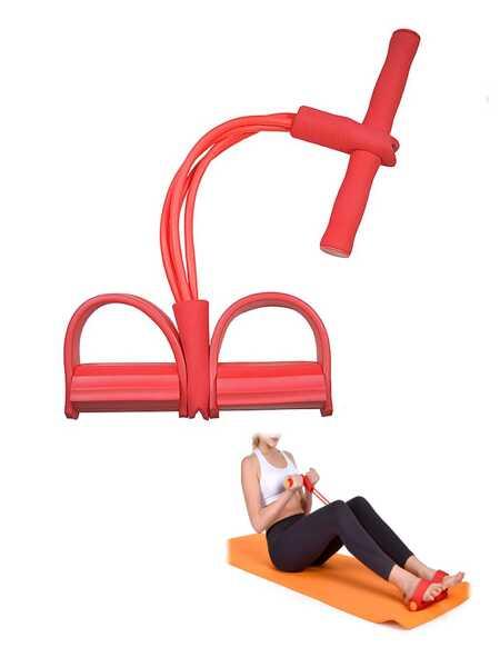 Multifunction Foot Pedal Bodybuilding Expander