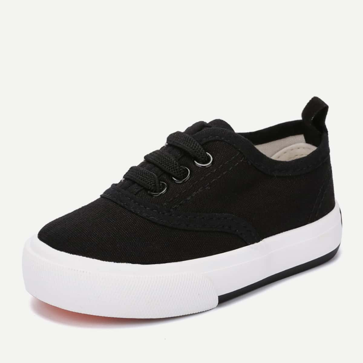 Baby stiksels sneakers