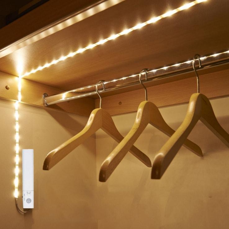 30 Bulbs 1,5 M String Light 12V