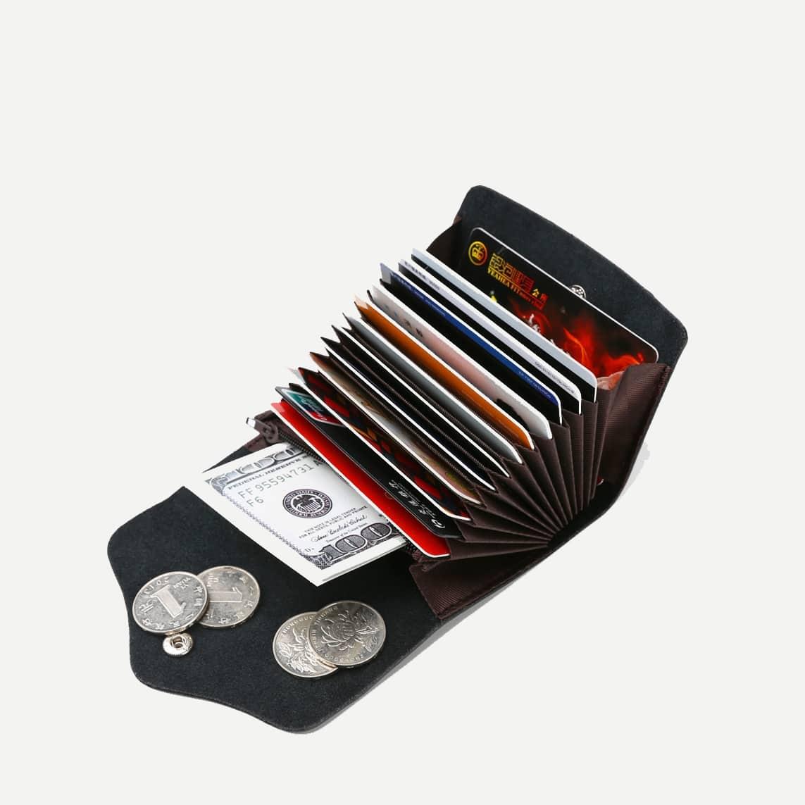 Складной Кошелек Для Кредитных Карт от SHEIN