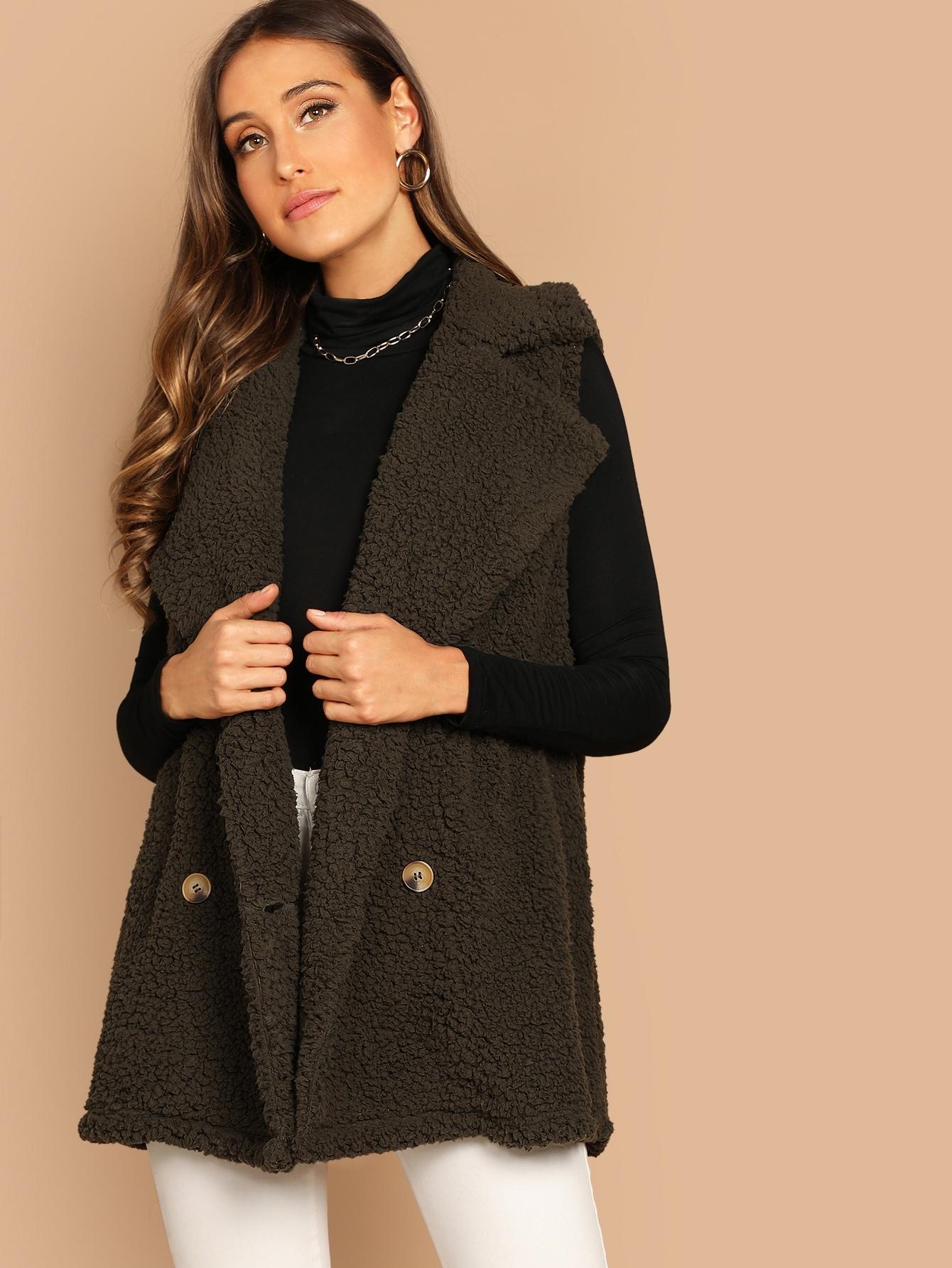 Пальто SheIn