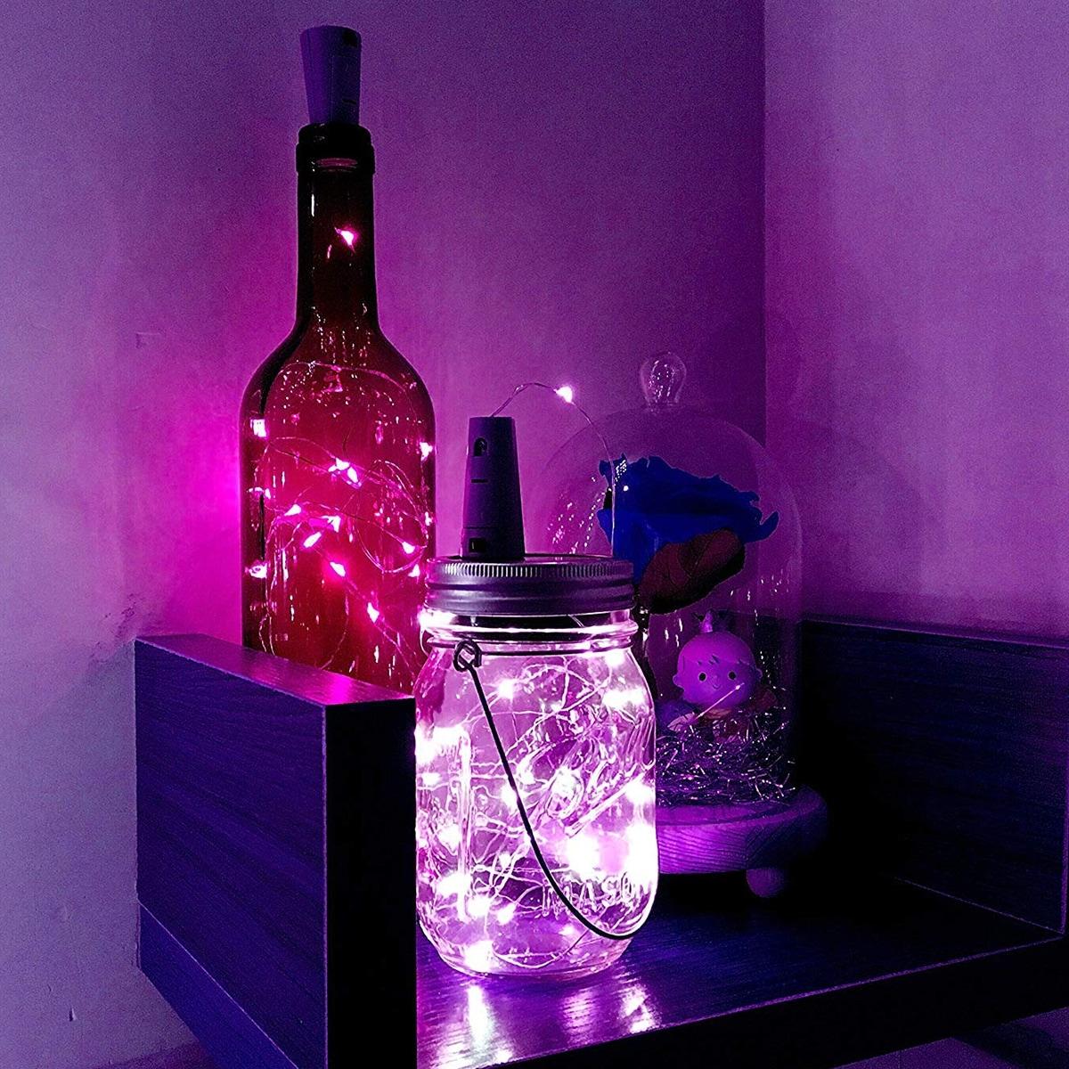 20st Bulb String Light