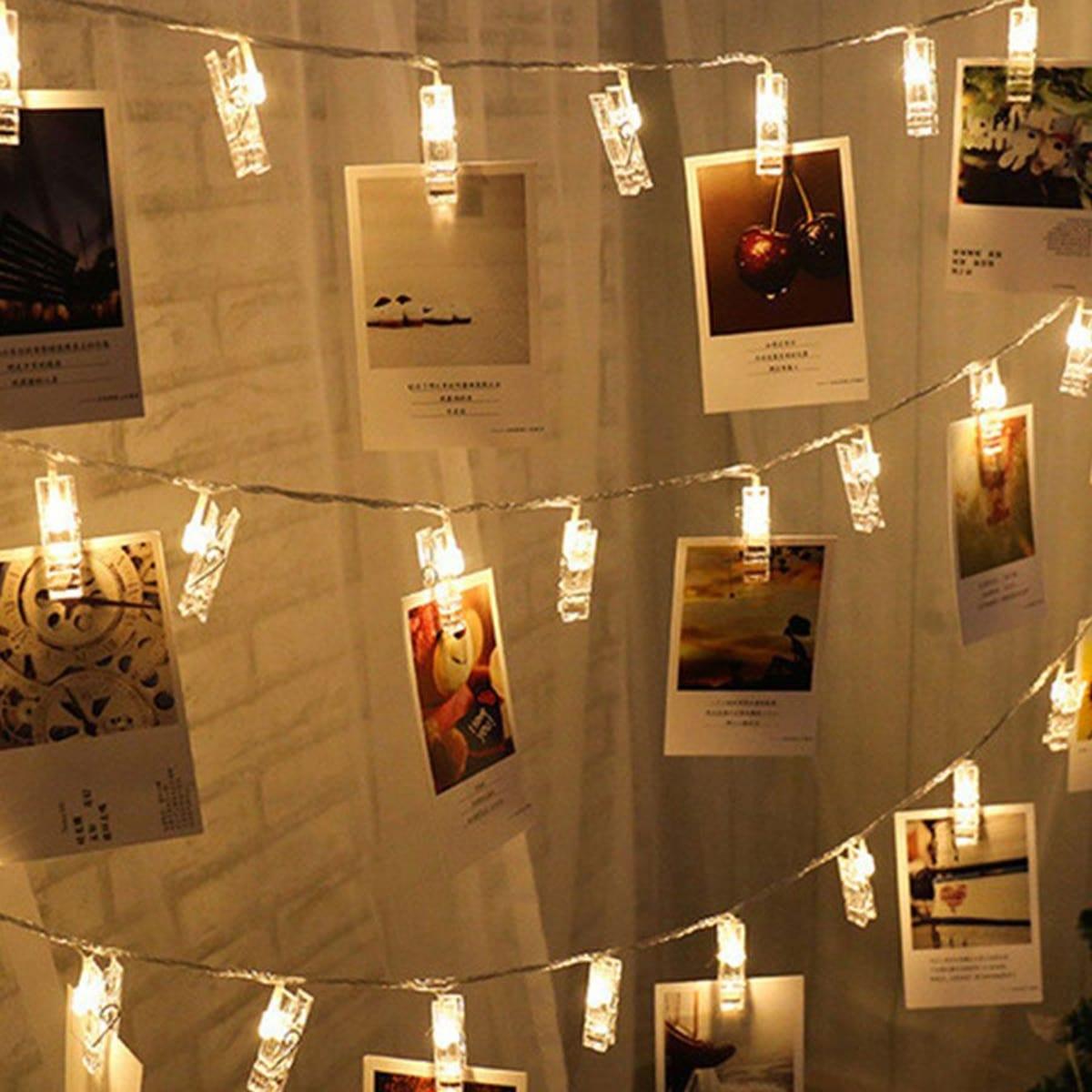 20st Bulb String Light 12v