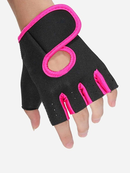 Palm Protect Exercise Gloves