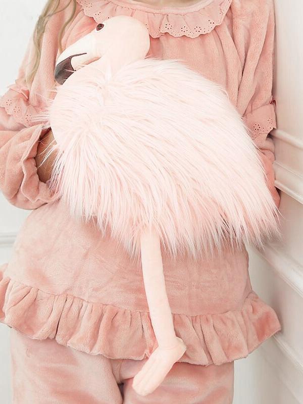 Купить Плавная подушка для рук в форме фламинго, null, SheIn