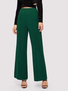 Slim Line Front Tailored Pants