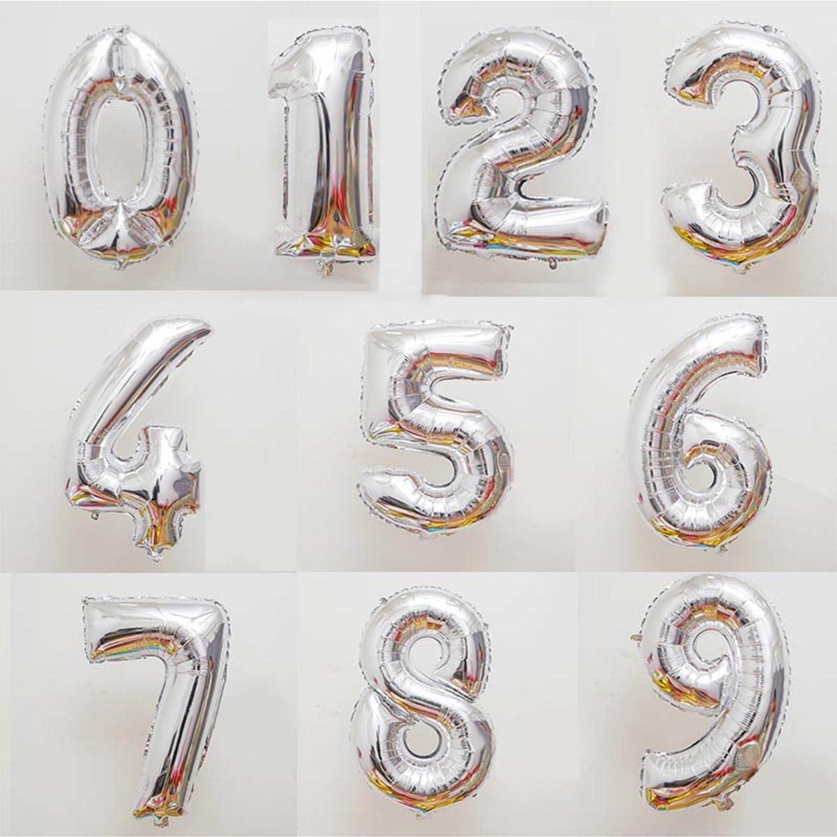 Digitale decoratieve ballon 1pc