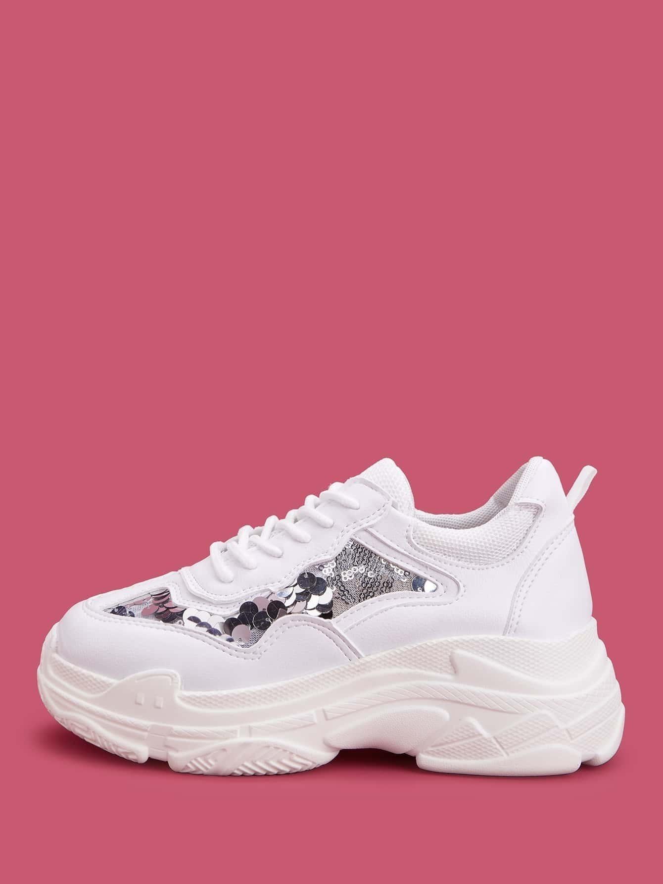 Кеды  Белый цвета