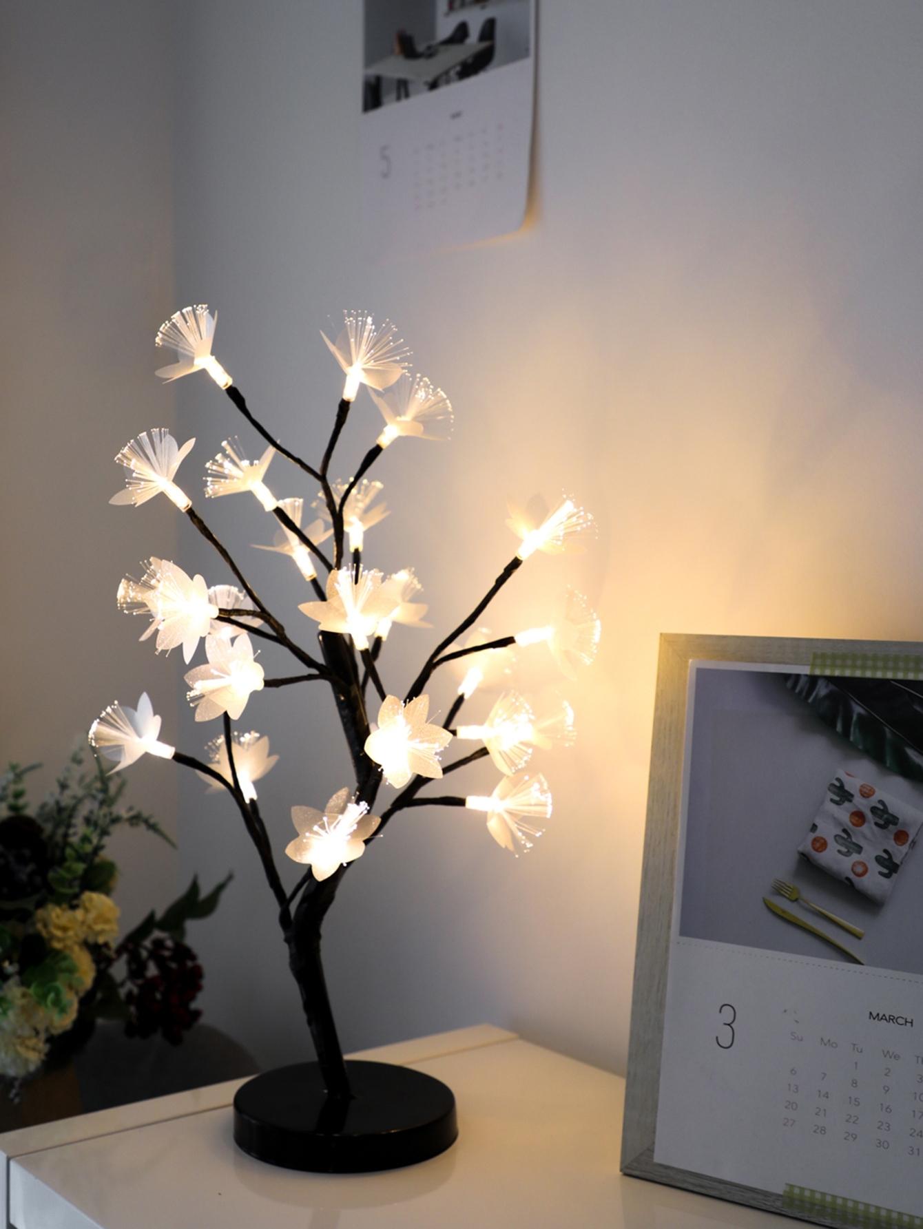 Купить 24шт лампочка настольной лампы в форме дерева 12V, null, SheIn