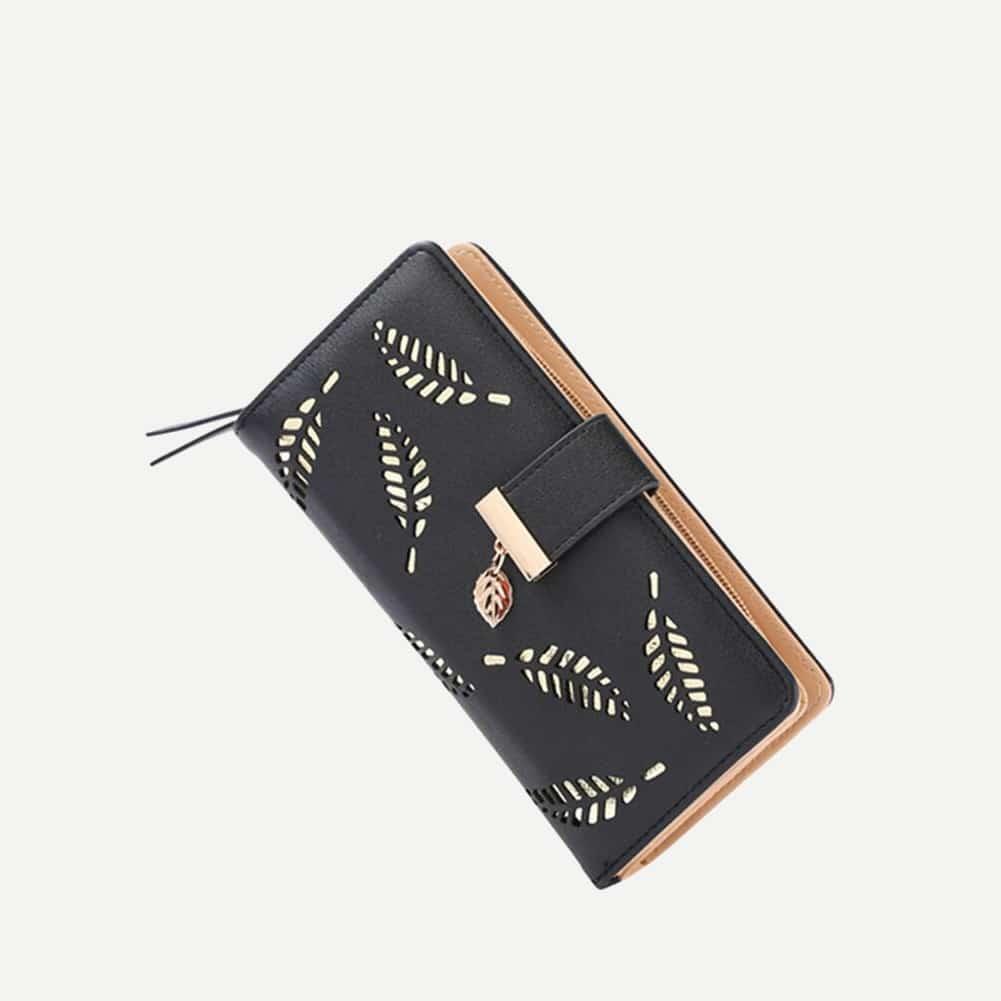 Складной кошелёк с графическим принтом от SHEIN