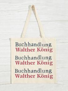 Print | Tote | Bag