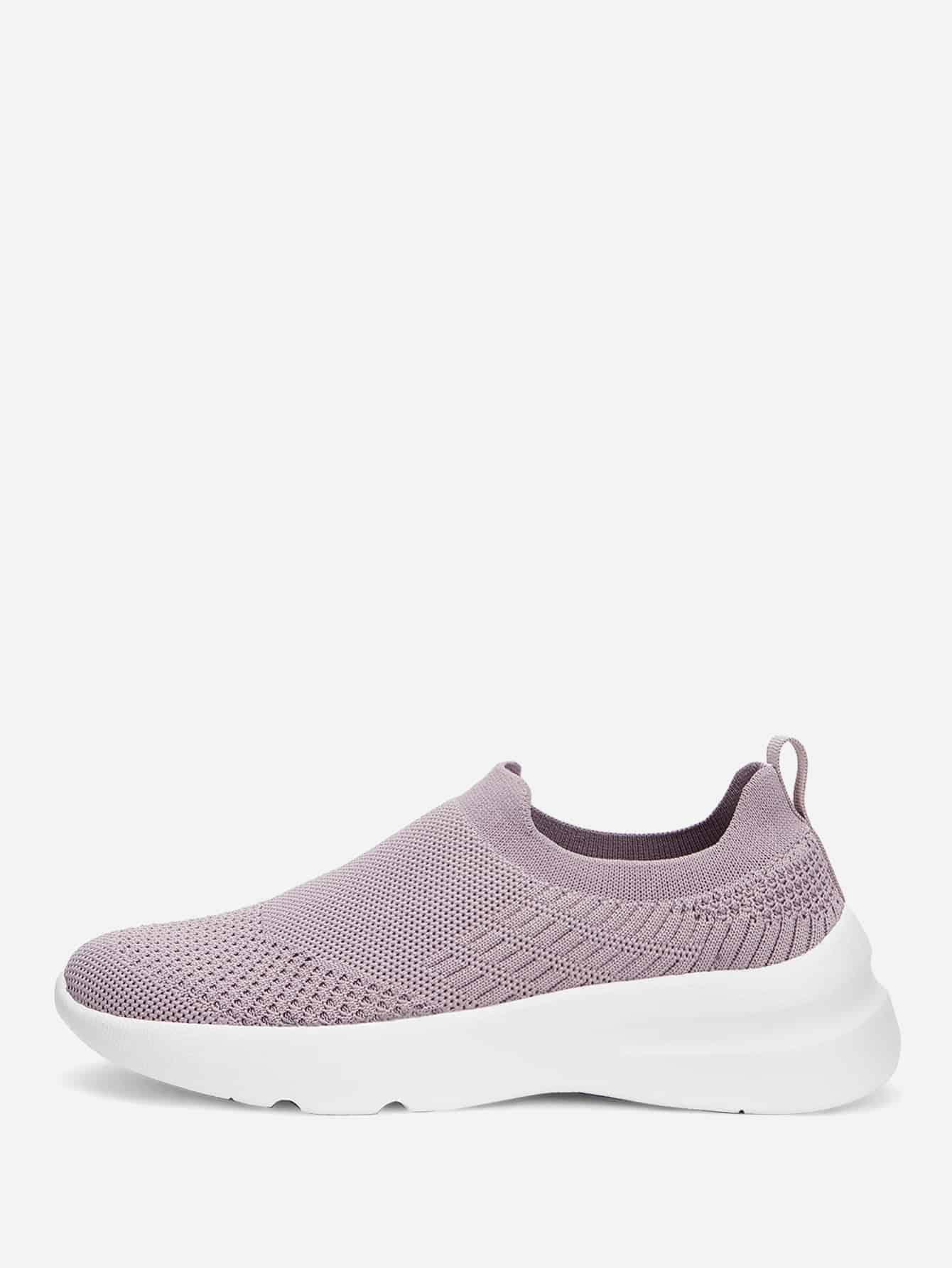 Кеды  Фиолетовый цвета