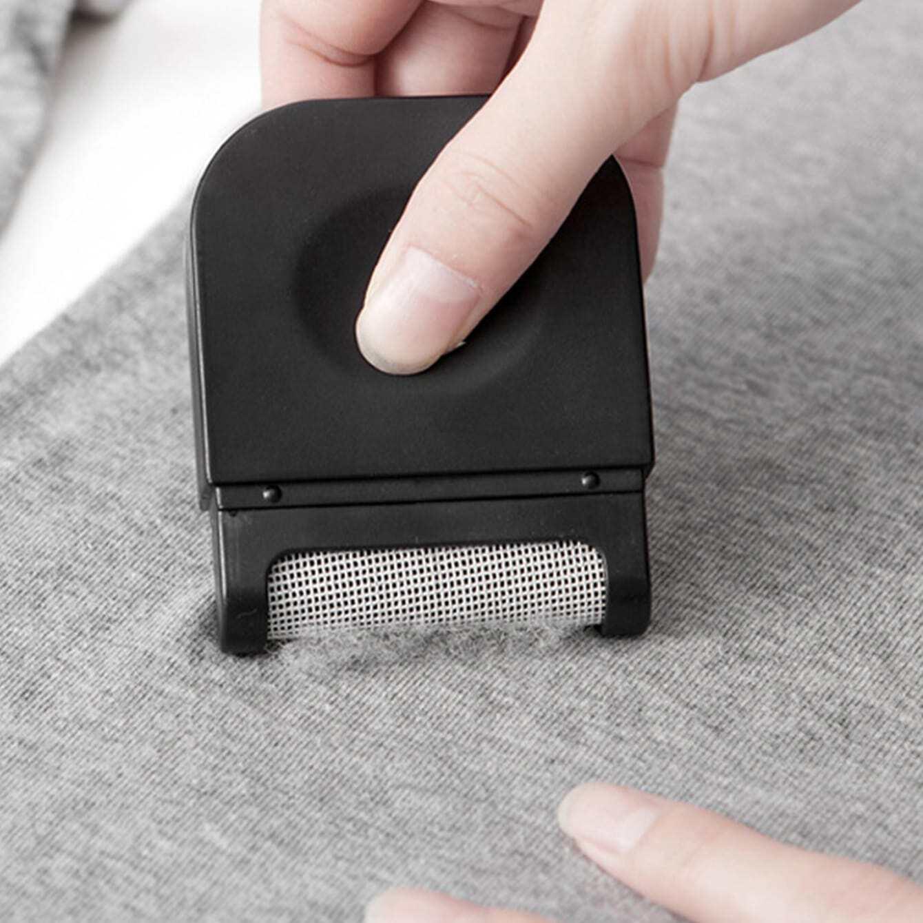 Willekeurige kleur Mini lint Remover 1pc