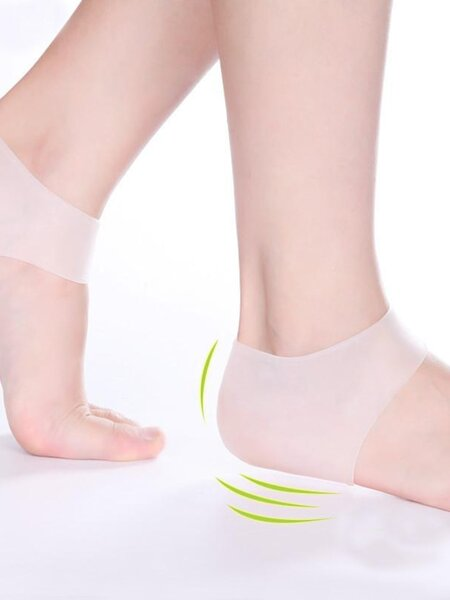 Silicone Heel Protector 1pair