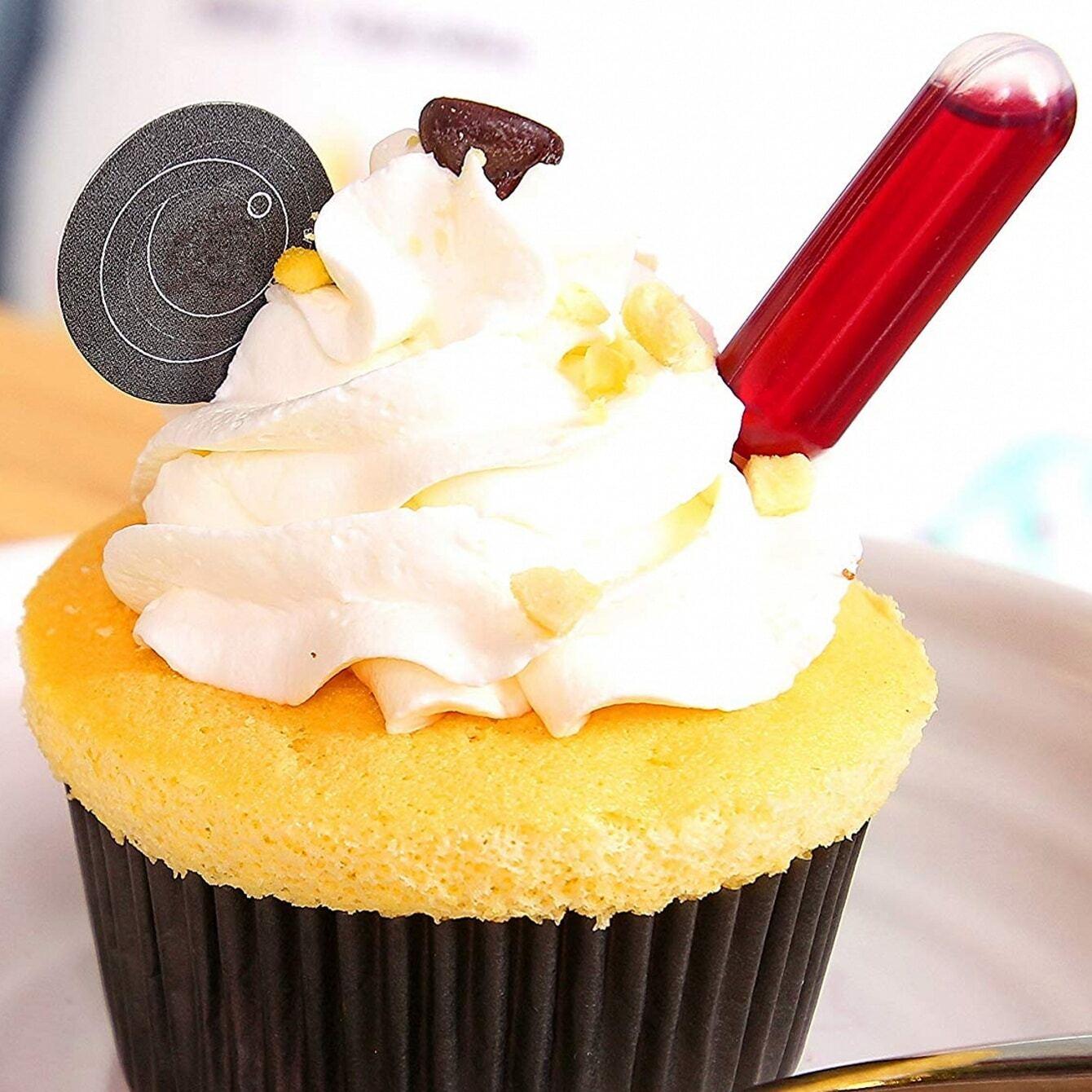 Cupcake Jam Squeeze Sauce Dropper 30st