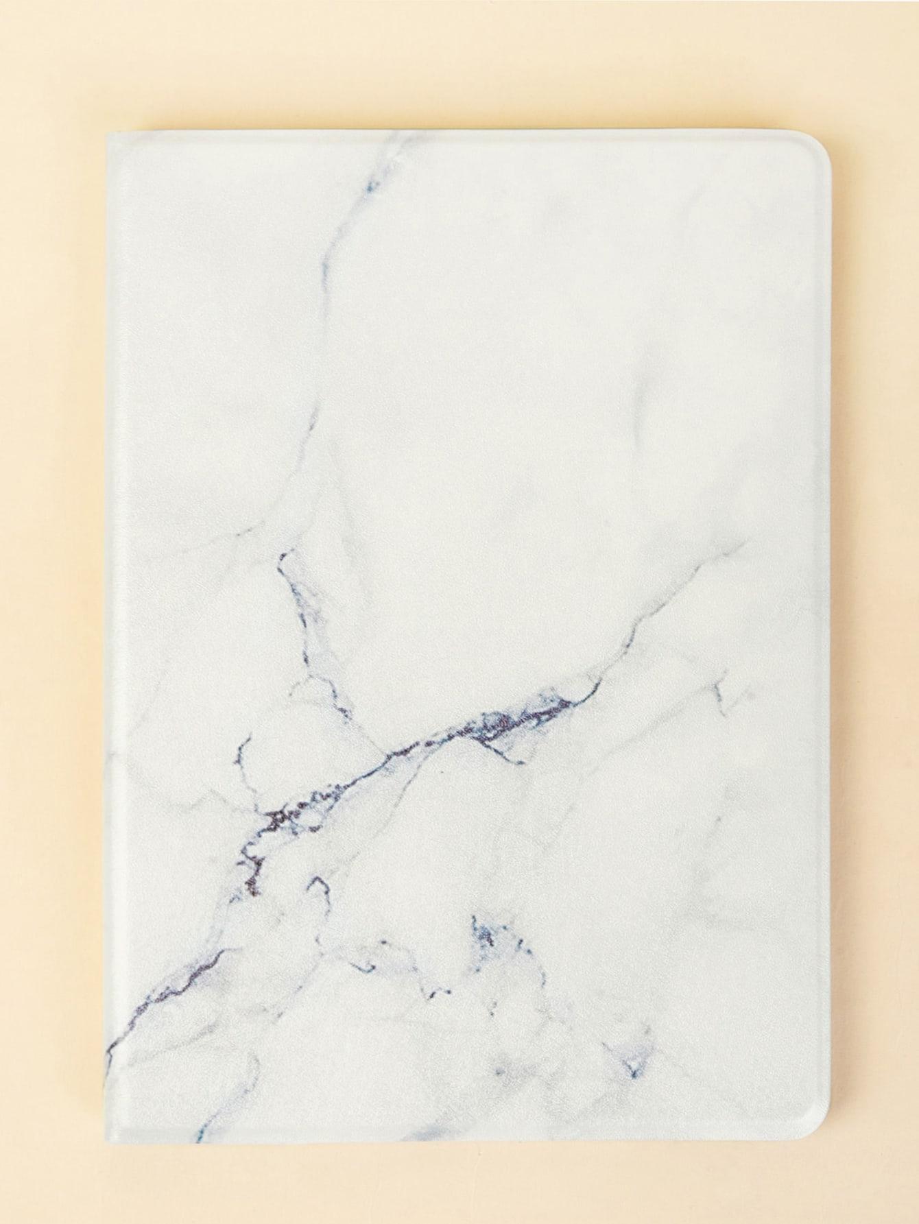 Marble Pattern iPad Case null
