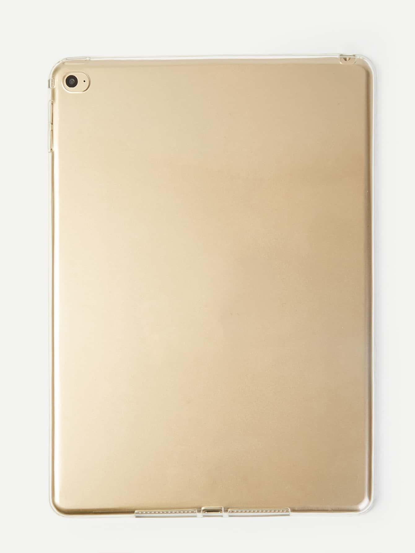 Transparent iPad Case null