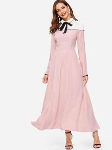 Two-Tone | Dress | Bind | Box