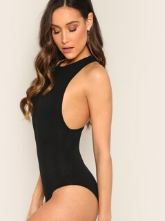 Form Fitted Tank Bodysuit