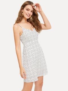 Polka Dot Cami Dress