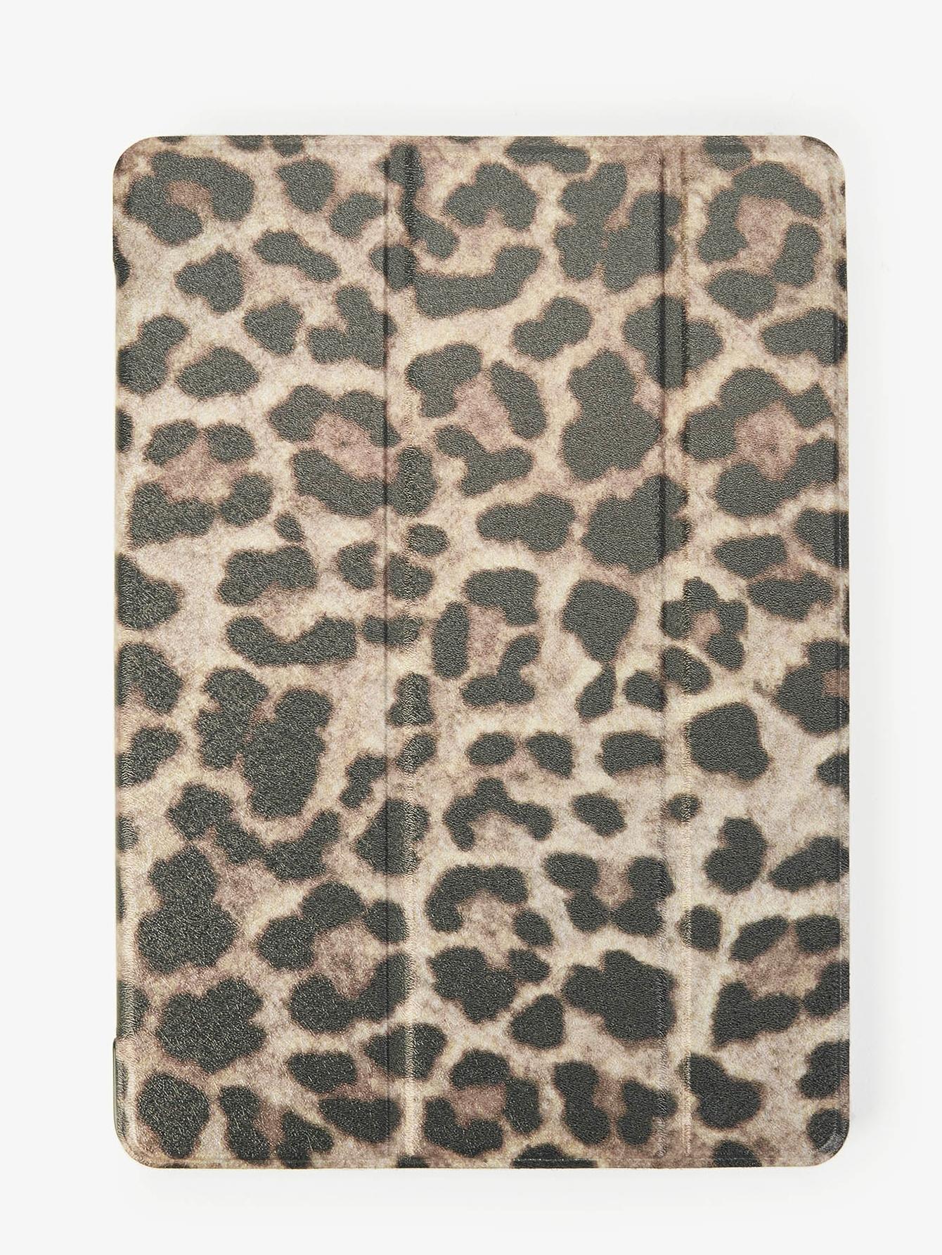 Leopard iPad Case null