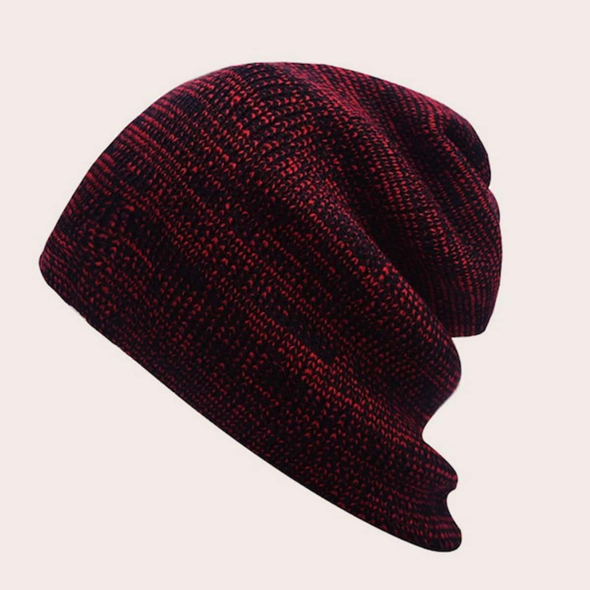Для мужчин вязаные шапочки от SHEIN