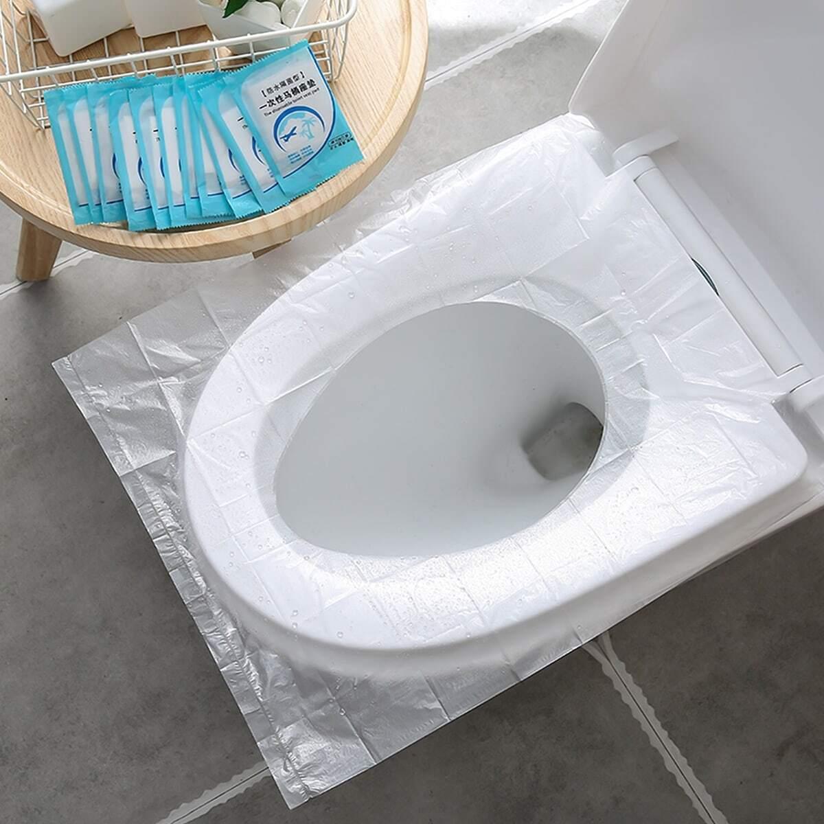 Disposable toiletbrilhoes 50st