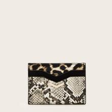 Leopard & Snakeskin Pattern Purses (bag190308705) photo
