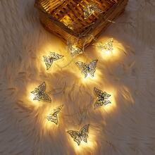 10pcs Butterfly Bulb String Light
