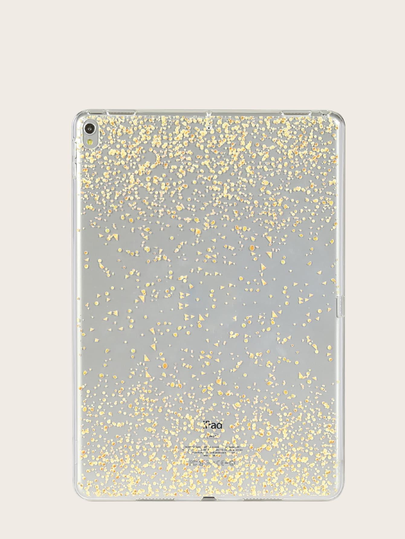 Dot Pattern iPad Case null