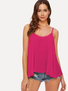 Solid Swing Cami Top
