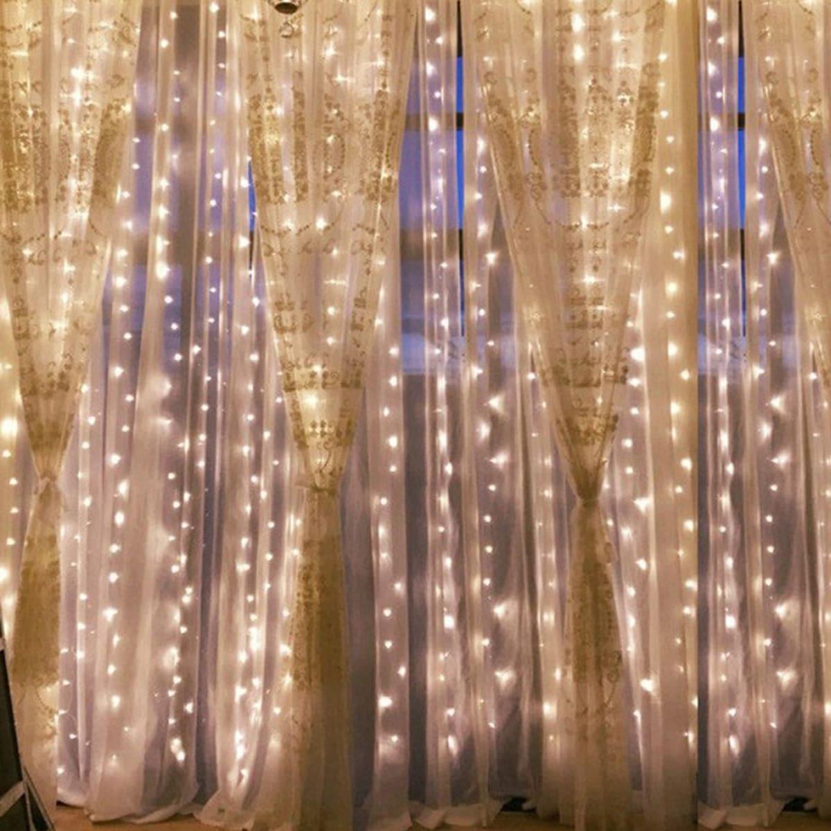 1 String Blub Light met 20 kleine lampen