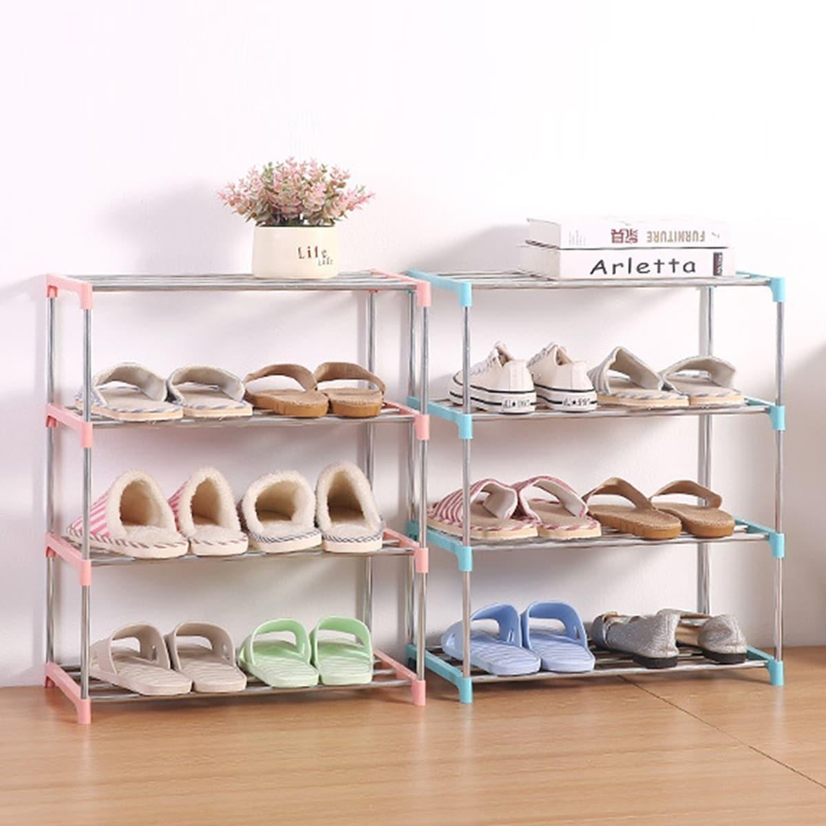 4-laags schoenenrek 1pc