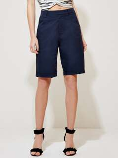 Tailored City Shorts