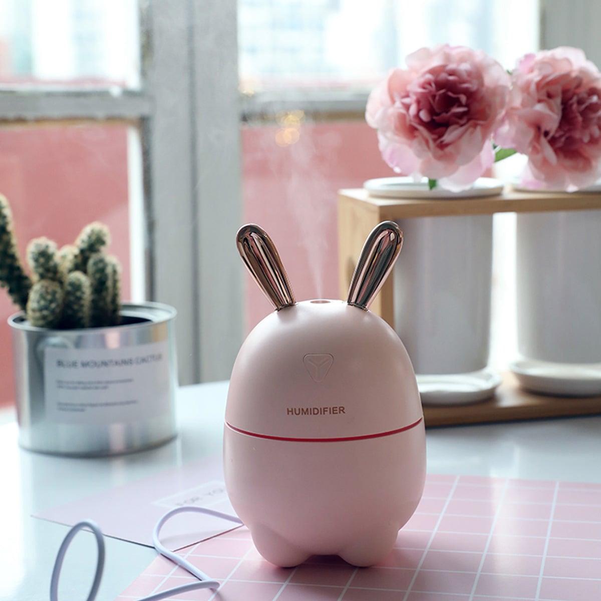 Konijn ontwerp mini desktop luchtbevochtiger