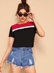 T-Shirt | Sleeve | Short | Cut