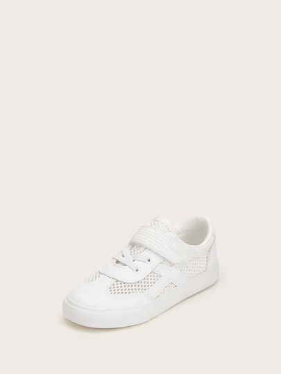 Toddler Mesh Lace-up Sneakers null, ,