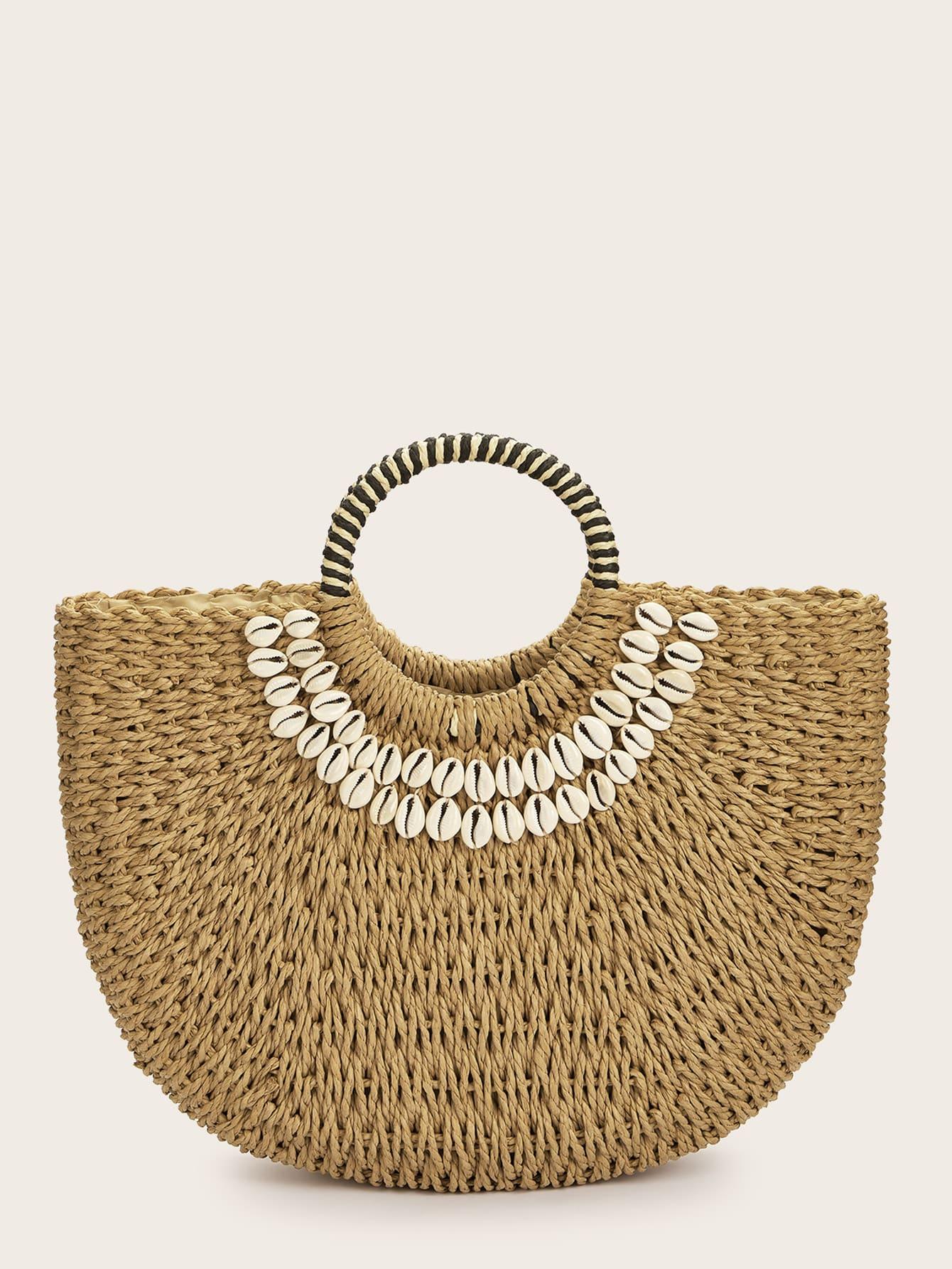 06c8725fb01c Женские Плетеные сумки от 199 руб. Купить в Интернет-Магазине First-Fem