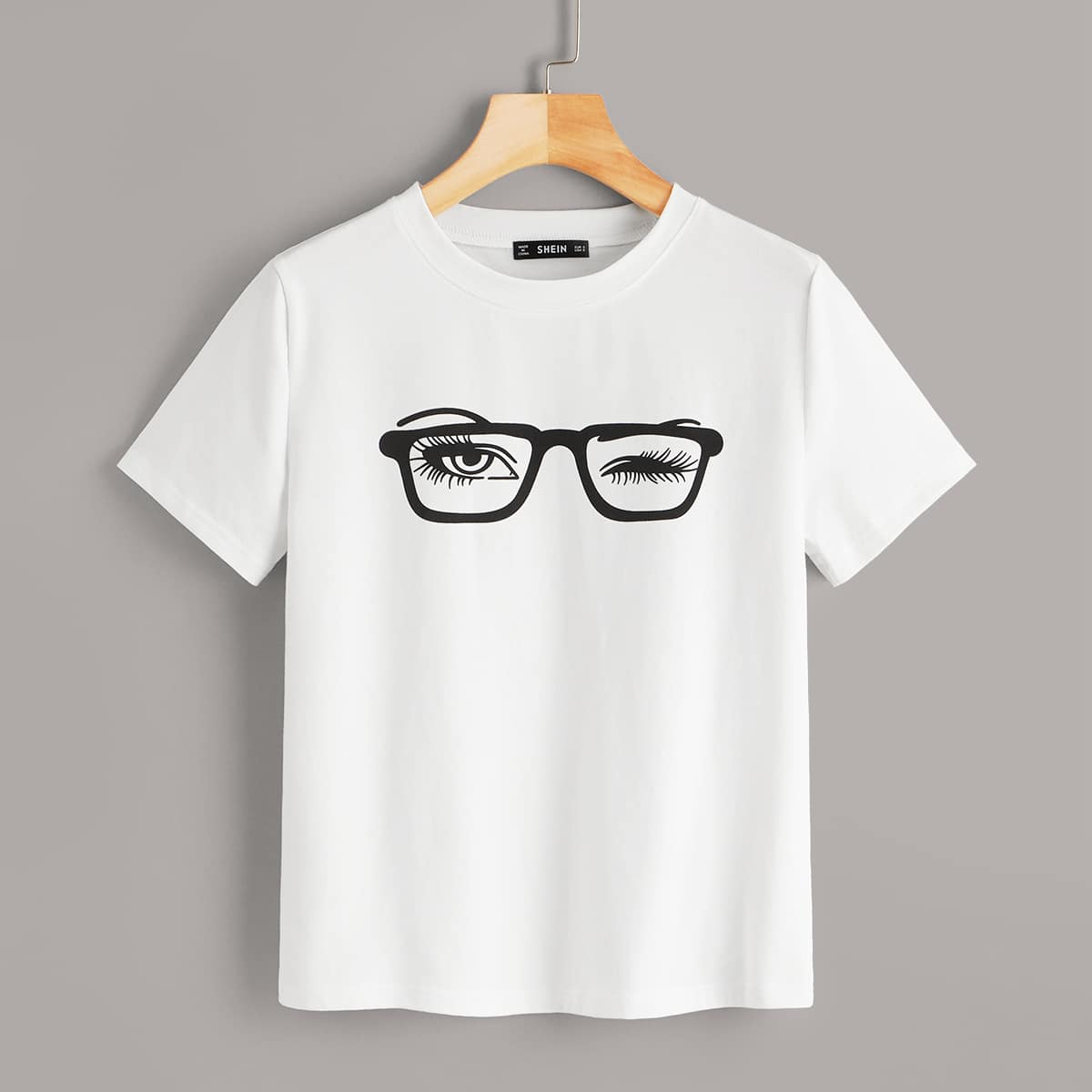 Wit Casual T-shirts