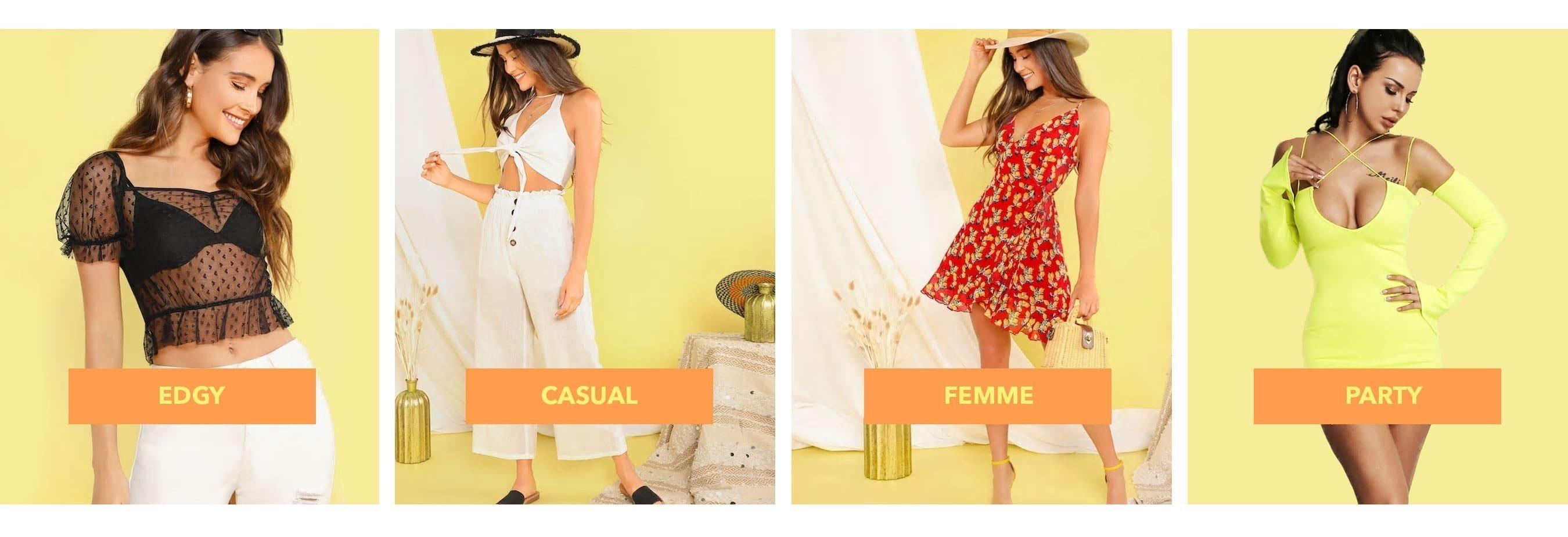 688ce2ddfa9d Shop Trendy Women s Fashion
