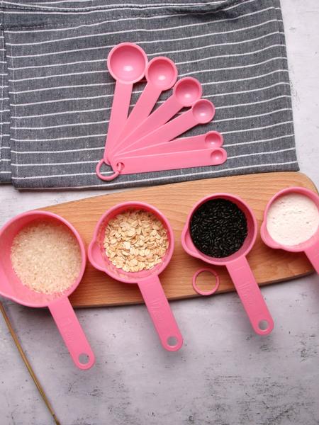 Solid Measuring Spoon 10pcs