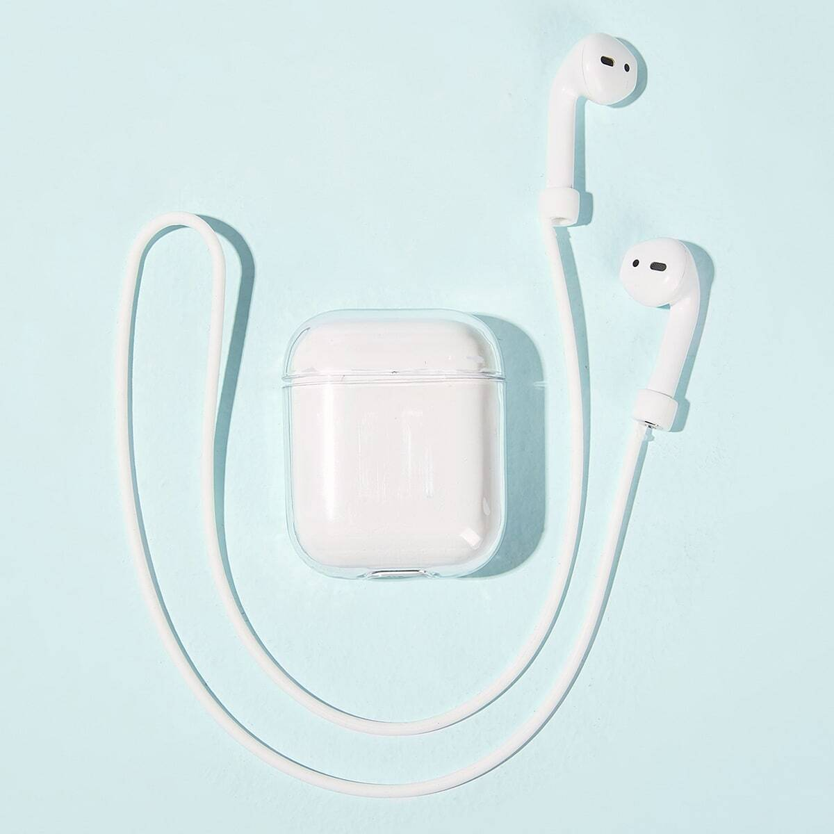 Air-pods Box Protector & Anti-Lost Rope 2st