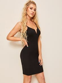 V Bar Cami Dress
