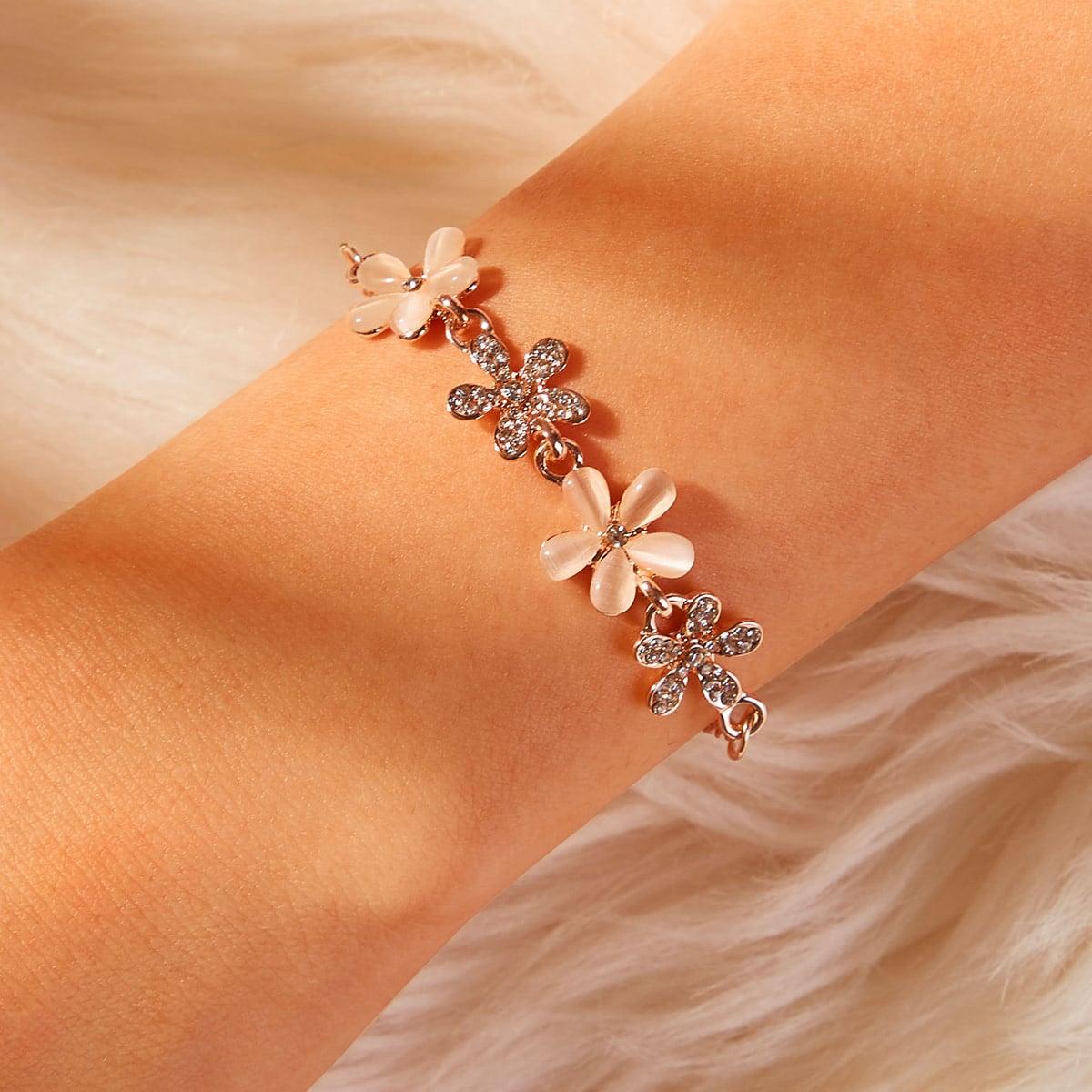 Ожерелье Со Стразами1 шт от SHEIN