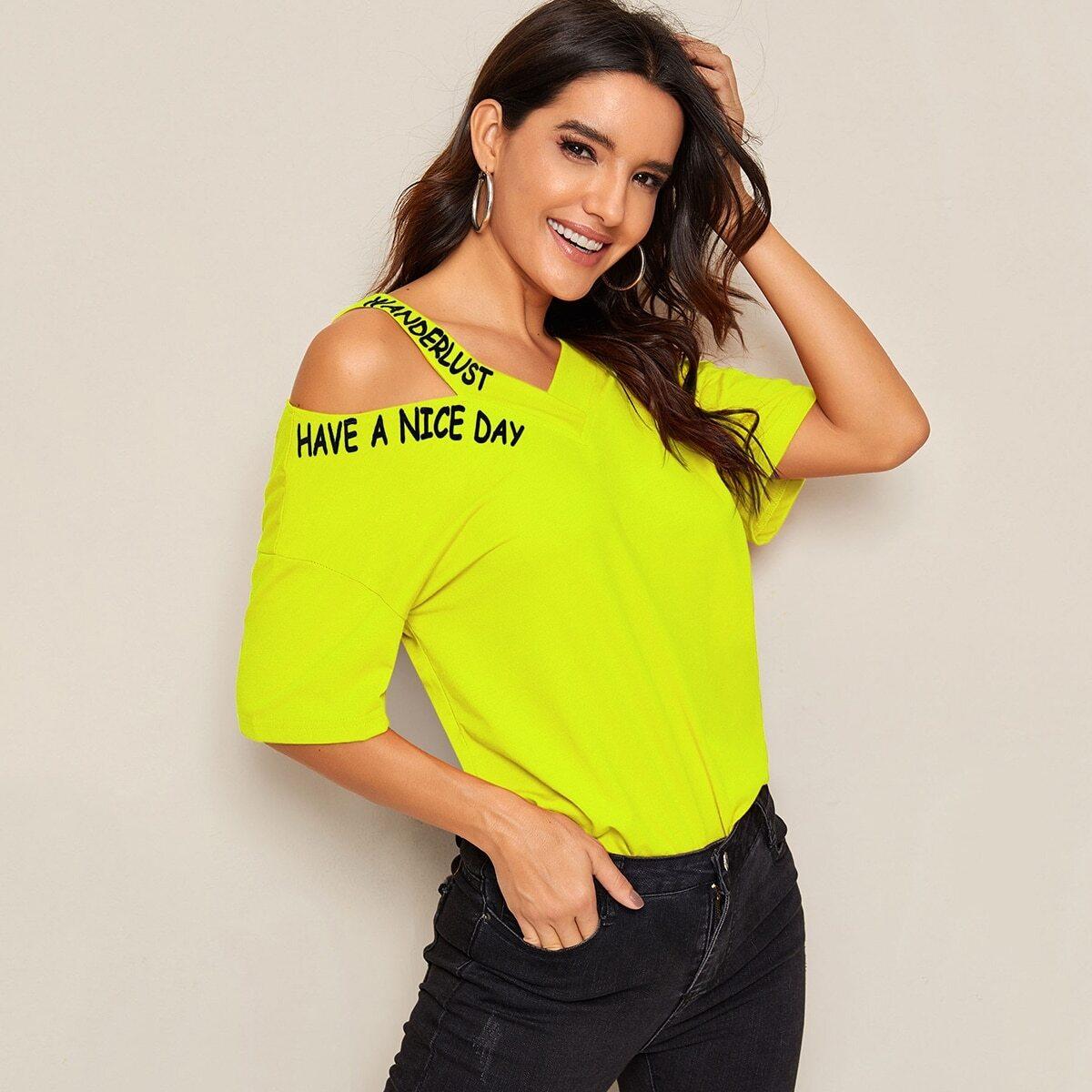 Neon T-shirts