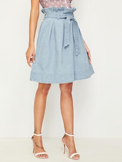 Фото 8 - Блузу в горошек и юбка для девочек от SheIn цвет многоцветный