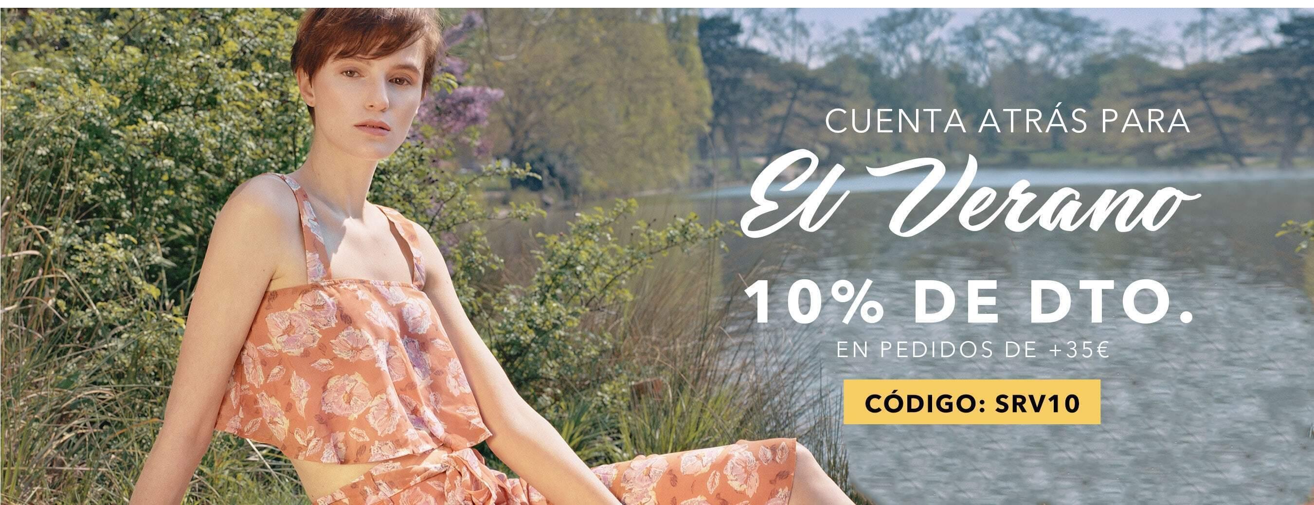 6ca994d5d5 Ropa y moda de Mujer al mejor precio online