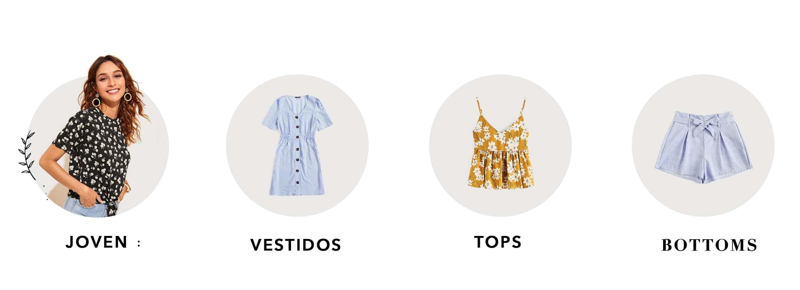 d3533d1cd8 Ropa y moda de Mujer al mejor precio online